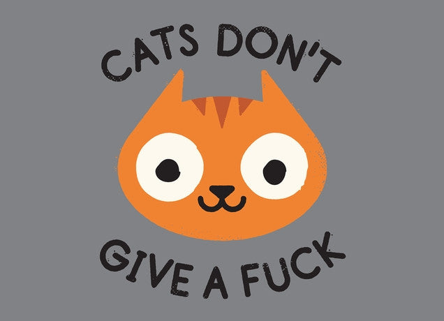 Threadless - CARELESS WHISKER T-Shirt by David Olenick