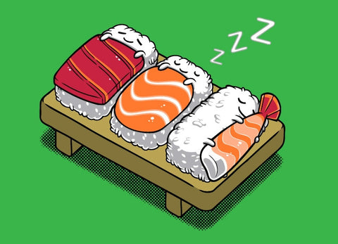 Threadless - SUSHI T-Shirt
