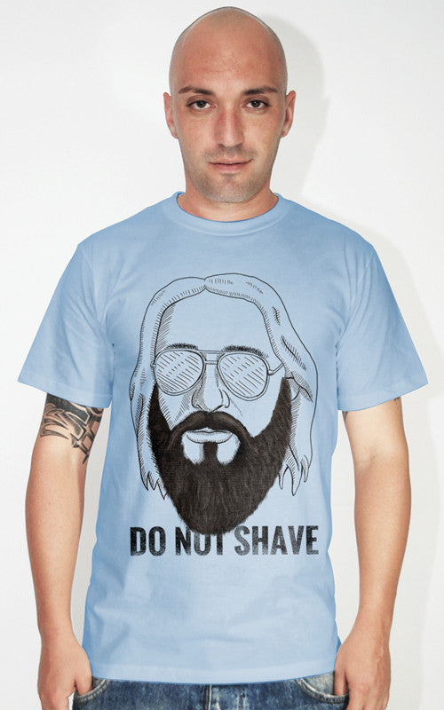 Arteestic - Do Not Shave T-Shirt