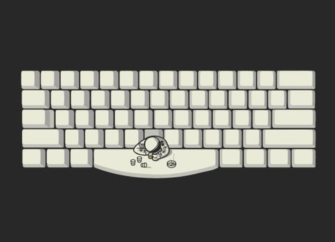 Threadless - SPACEBAR T-Shirt
