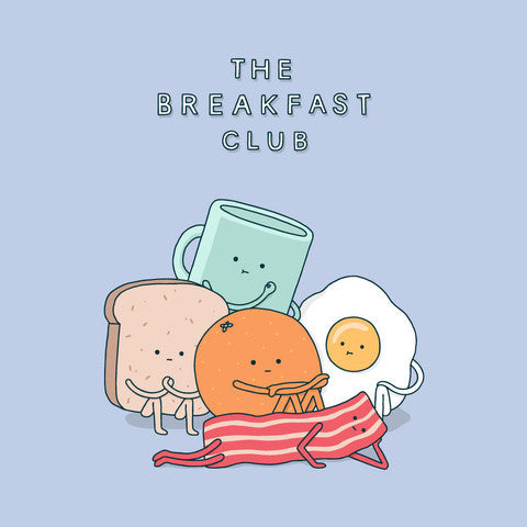 Artokingo - Breakfast Club T-Shirt