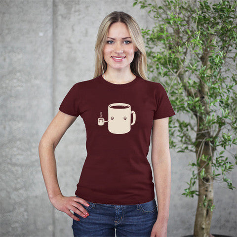 Artokingo - Everyone Needs It Brown T-Shirt by Jakub Gruber