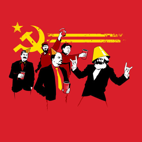 Artokingo - The Communist Party T-Shirt