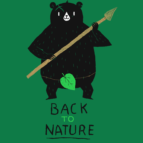 Artokingo - Back to Nature T-Shirt