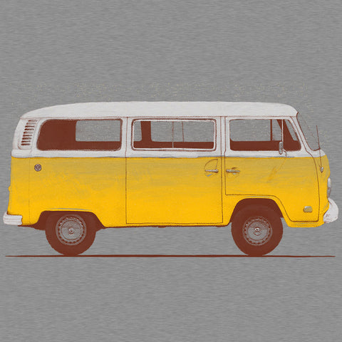 Artokingo - Little Miss Sunshine's VW Combi T-Shirt