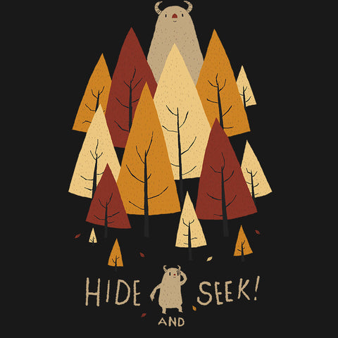 Artokingo - Hide and Seek T-Shirt