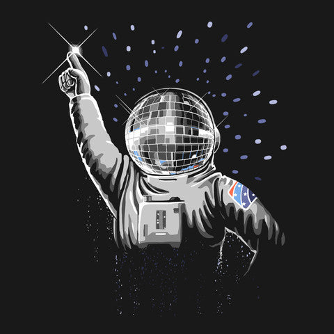 Artokingo - Houston, We Have Disco Fever! T-Shirt