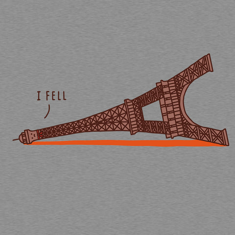 Artokingo - I Fell T-Shirt