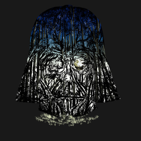 Artokingo - May the Forest T-Shirt