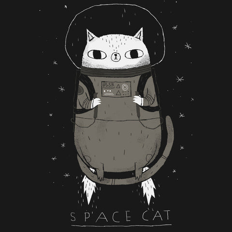 Artokingo - Space Cat T-Shirt