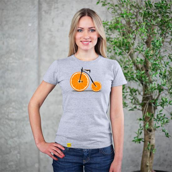 Artokingo - Vitamin Grey T-Shirt by Florent Bodart