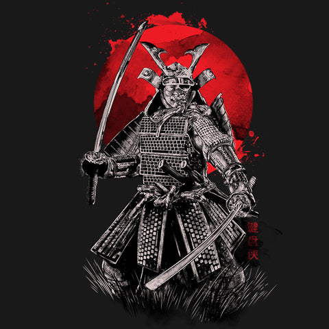Artokingo - Warrior T-Shirt
