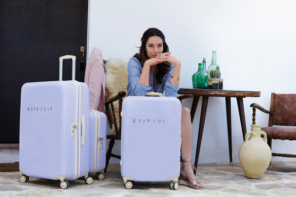 KEEP IT CLEAN: THIS IS THE BEST WAY TO MAINTAIN YOUR SUITCASE