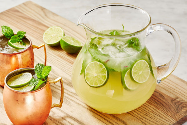 Moscow Mule: a fresh and spicy cocktail since 1941