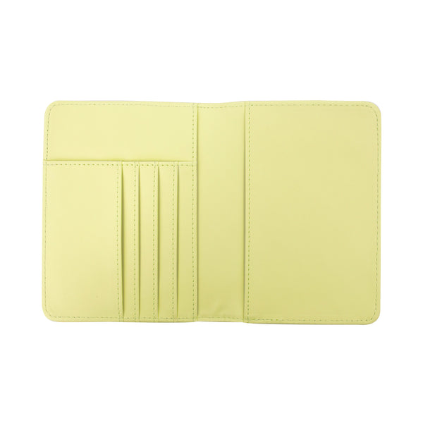 Fabulous Fifties - Mango Cream - Passport Holder