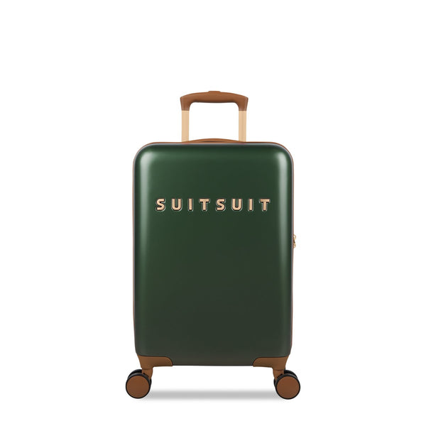 Fab Seventies Classic - Beetle Green - Carry-on (20 inch)