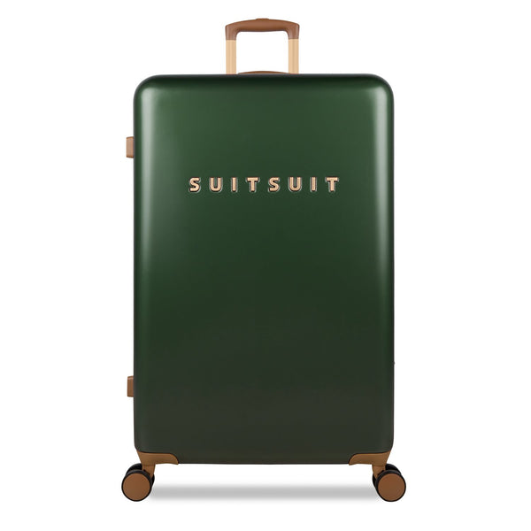 Fab Seventies Classic - Beetle Green - Check-in (28 inch)