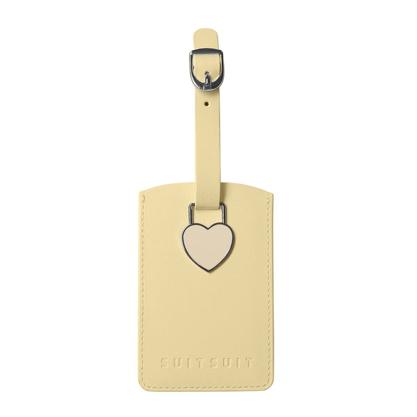 Fabulous Fifties - French Vanilla - Luggage Tag