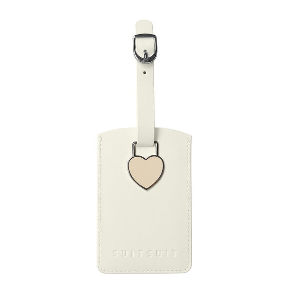 Fabulous Fifties - Egg White - Luggage Tag