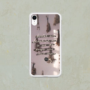 Books Are Beautiful iPhone Case