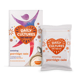 Daily Cultures Probiotic  Porridge. 7 x 40g Sachets