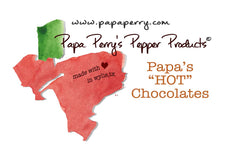 "Papa's ""HOT"" Dark Chocolate Bites"