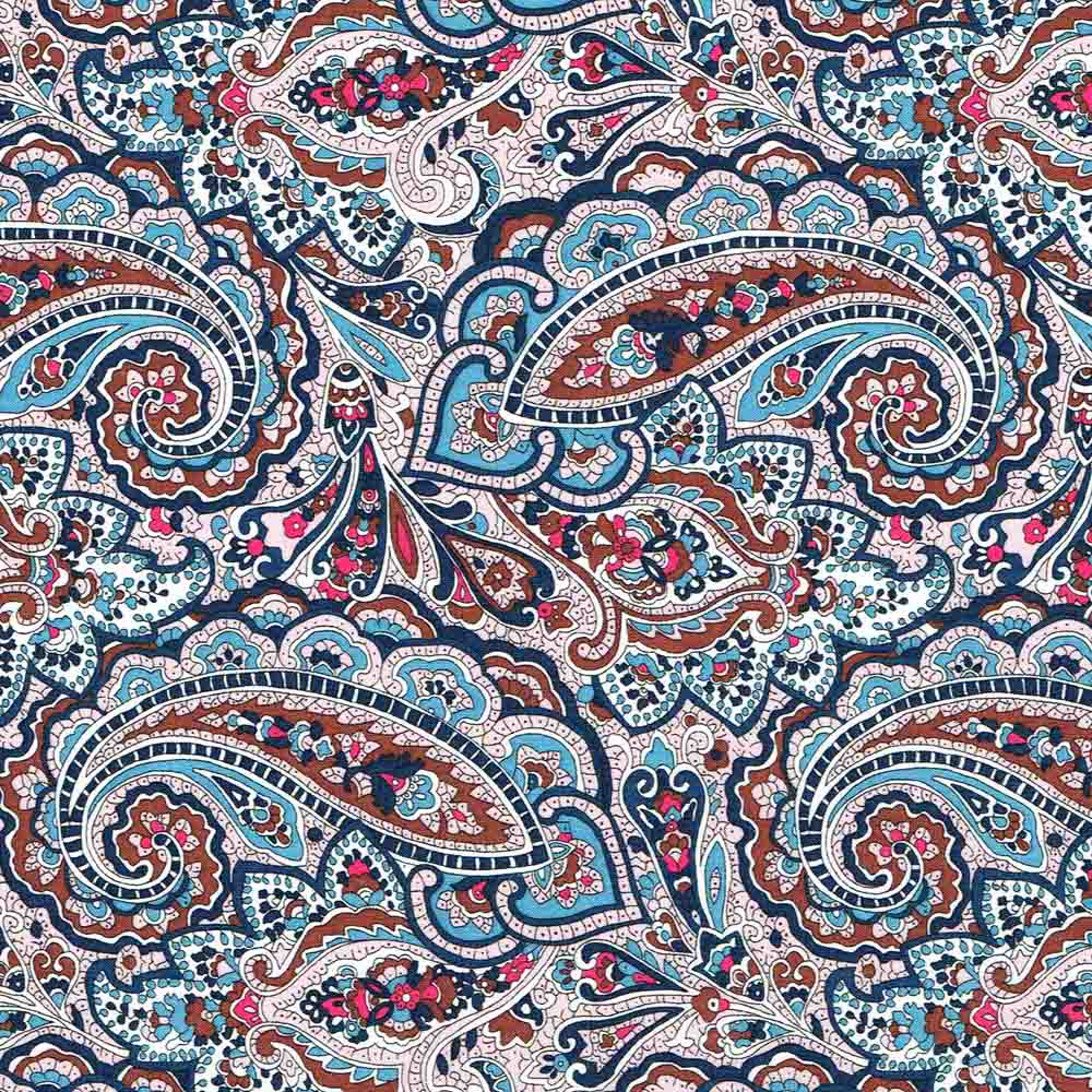 Tessa Light Blue Tana Lawn™