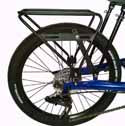 Aluminum Rear Rack