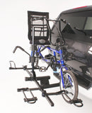 Hollywood Sport Rider HD Recumbent Hitch Rack with Trike Adapter