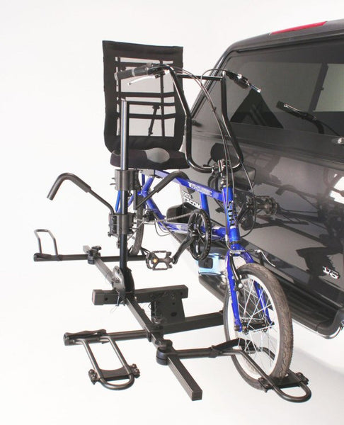 Hollywood Sport Rider Heavy Duty Recumbent Hitch Rack