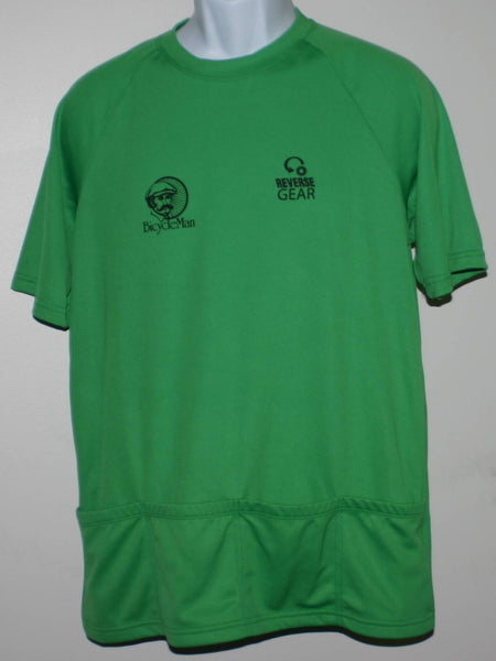 Reverse Gear Shirt Green