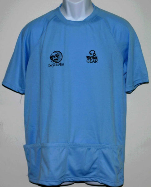 Reverse Gear Shirt Blue