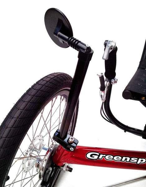 Greenspeed Magnum Accessory Clamp and Post
