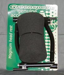 Greenspeed magnum head rest