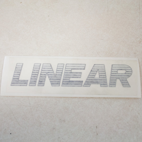 Iowa Vintage Linear Decals, Pair