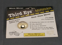 Third Eye Eyeglasses Mirror