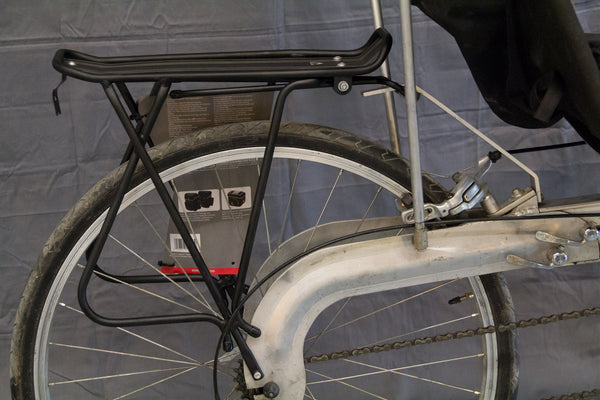 Iowa Linear Rear Rack