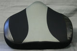 Sun Seat pad with cover Tri-Color