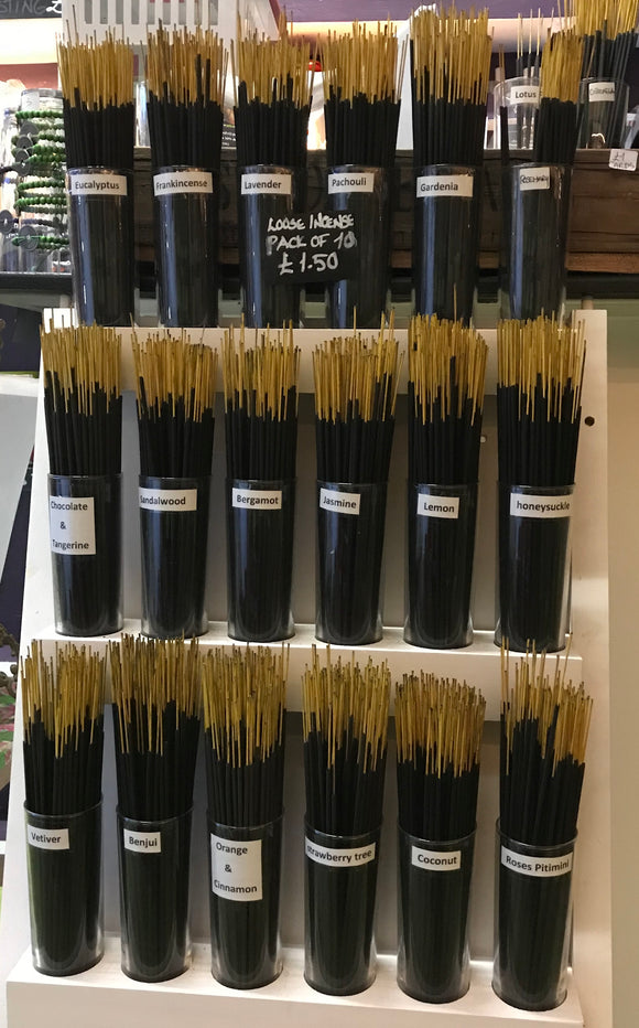 Incense x 60 Sticks (45 minutes Burning time each)