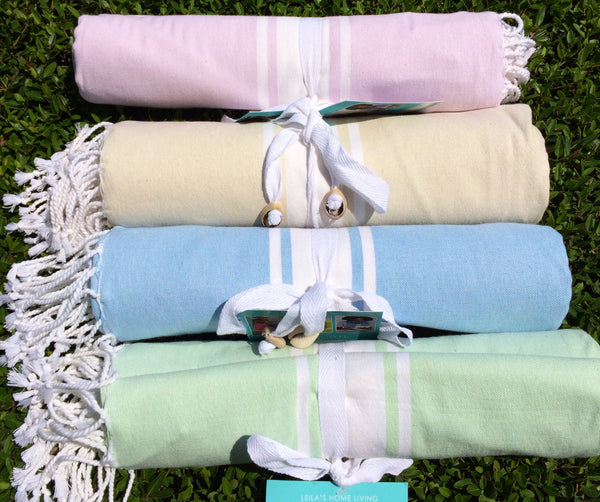 Fouta Towel- Not Just A Towel