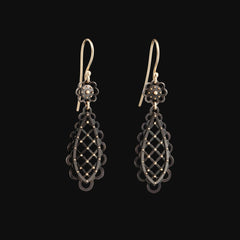 Lacey Medium Earrings