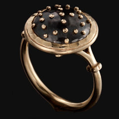 Small Granada Ball Ring