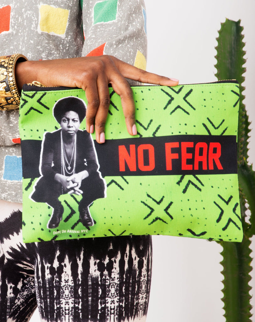 Nina No Fear Purse by Dope On Arrival NYC