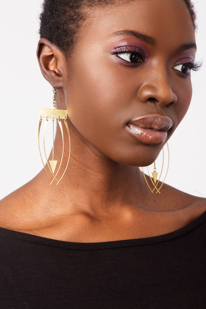 Dreamer Earrings by Boho Gal
