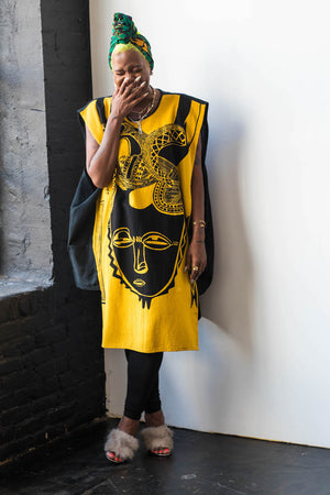 Vintage Golden Essence Vest