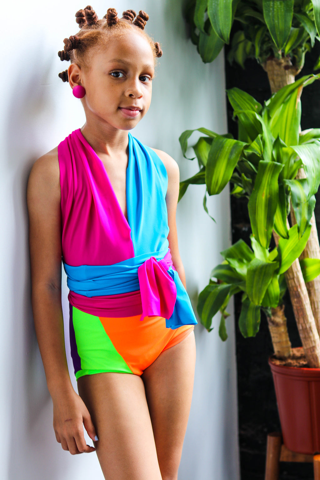 Little Bright Delight Swimsuit
