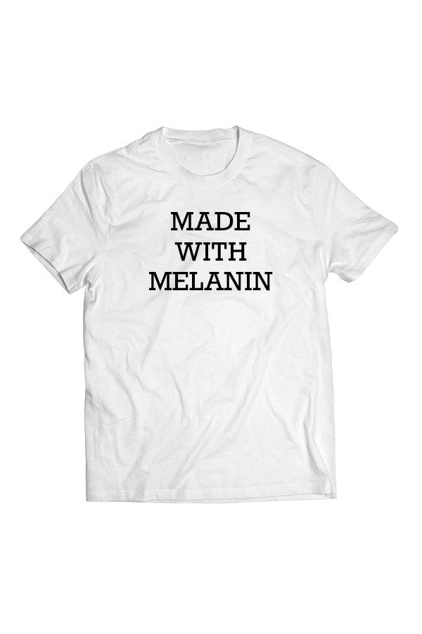 Made With Melanin Tee by Thought Provoking