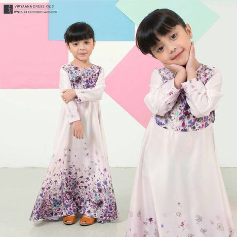 Kids Jubah Dress