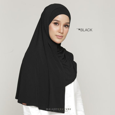 FIT ME Syria Shawl (Black)