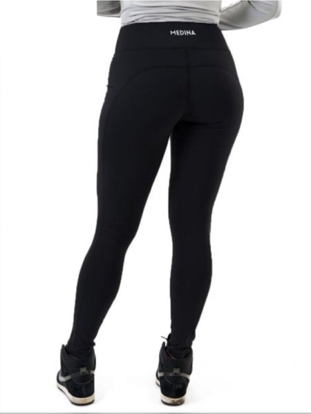 High Waisted Legging by Medina Activewear